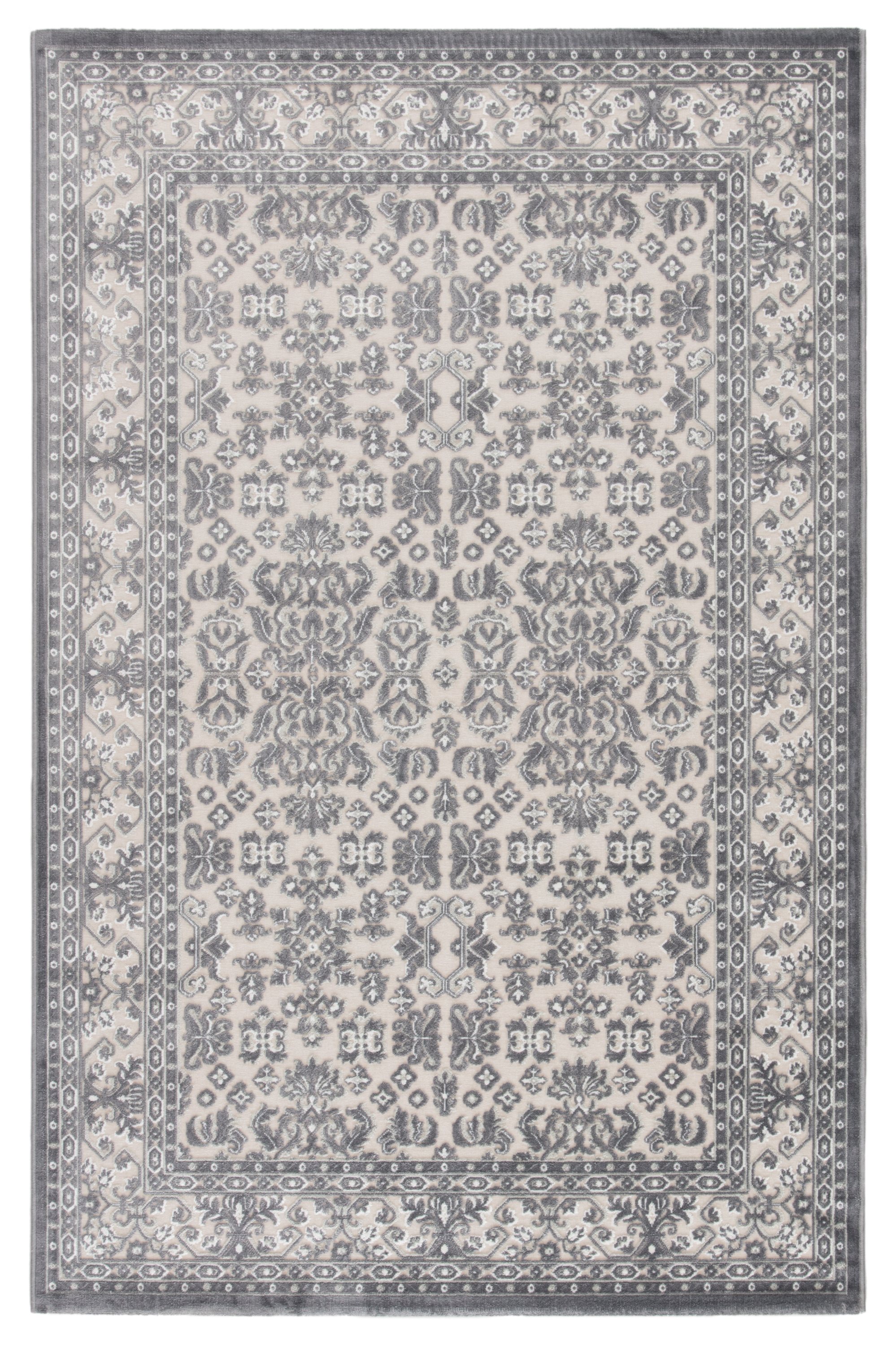 Jaipur Fables FB98 Light Gray
